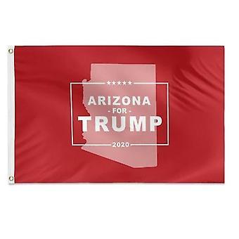 Arizona For Trump Flag 3x5 Feet