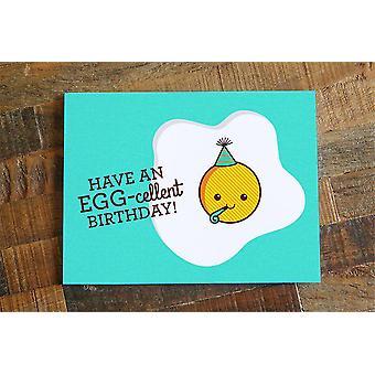 Pun Birthday Card