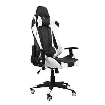 Ergonomically Designed Gaming, Rotating E-sport Chair With Headrest And Waist