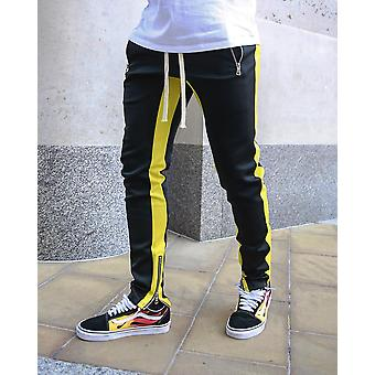 Casual Joggers Streetwear Trousers Fashion Stripe Track Gym Pants
