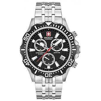 Swiss military hanowa watch sm06-5305.04.007