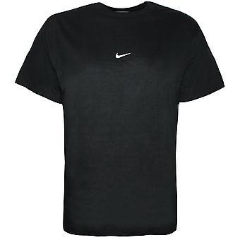 Nike Boys Crew Neck T-Shirt Training Gym Sports Top Black 470938 010