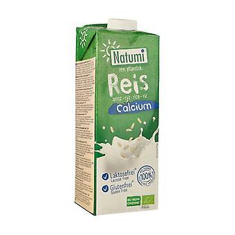 Rice Drink with Calcium Bio 1 L