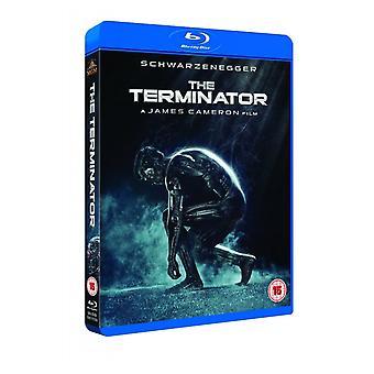 The Terminator Blu-ray