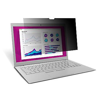 """3M 98044068769 high clarity privacy filter for 15-inch laptop microsoft surface book 2 15"""""""