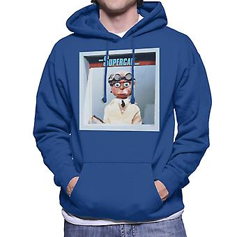 Supercar Dr Horatio Beaker Men's Hooded Sweatshirt