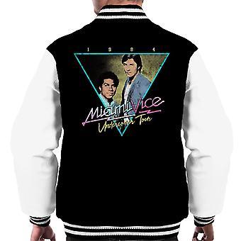 Miami Vice Tour Men's Varsity Jacket