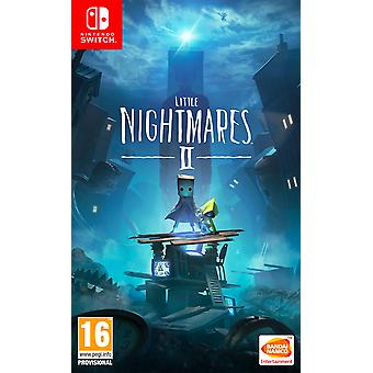 Little Nightmares II Day One Edition Nintendo Switch Game