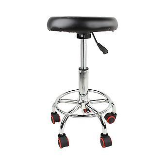 Hydraulic Rolling Swivel Stool Chair, Salon Tools, Accessory