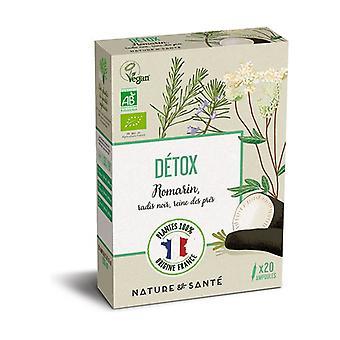 Organic Detox Bulbs 20 bulbs