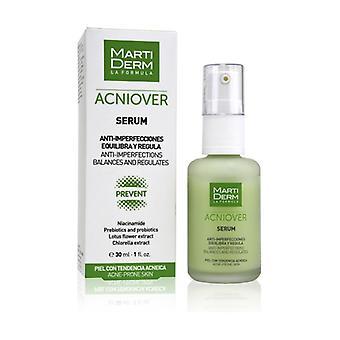 Acniover Serum 30 ml de serum