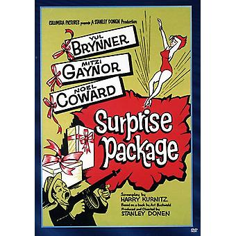 Paquet surprise [DVD] USA import