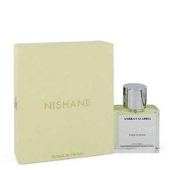 Ambra Calabria By Nishane Extrait De Parfum Spray (unisex) 1.7 Oz (women) V728-546436