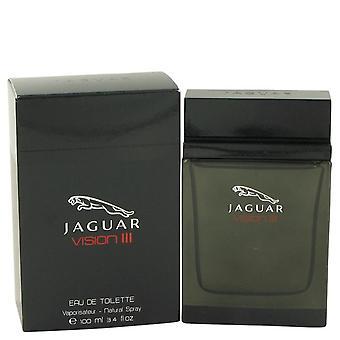 Jaguar Vision Iii Eau De Toilette Spray af Jaguar 3,4 oz Eau De Toilette Spray