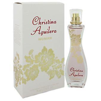 Christina Aguilera Woman Eau De Parfum Spray By Christina Aguilera 2.5 oz Eau De Parfum Spray