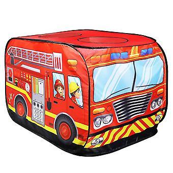 Dzieci Popup Play Namiot Toy - Outdoor Składany Playhouse Truck