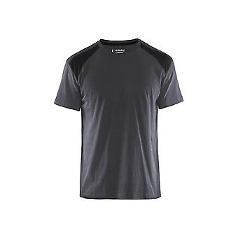 Blaklader 3379 t-shirt 2-tone cotton - mens (33791042) -  (colours 1 of 2)