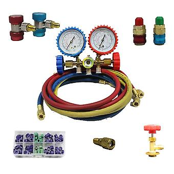 Refrigerant Pressure Gauge For Household, Air Conditioning, Metering Of Filling