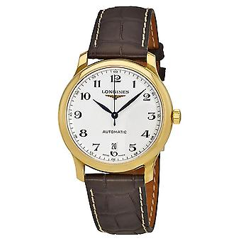 Longines Master Silver Dial Automatic Men's Watch L2.628.6.78.5