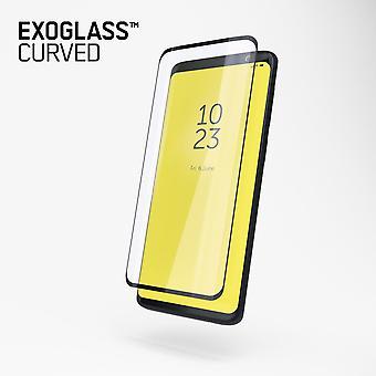 Copter Exoglass Samsung Galaxy A02S Curved Frame Noir