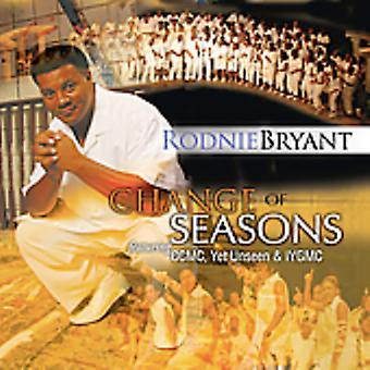 Rodnie Bryant & Ccmc - Change of Seasons [CD] USA import