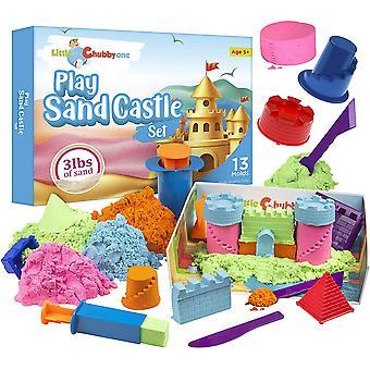 spill sandslott sett - 3 lbs sand