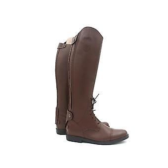 Aoud Horse Riding Boots Full Leather Leather Lining Dressage Boots