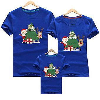 Julefamilietøj, kortærmet T-shirt