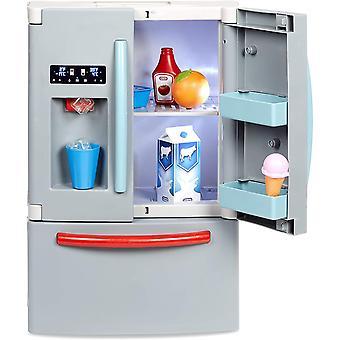 HanFei 651427E7C Erster Kühlschrank - Interaktiver & Realistischer Khlschrank - Mit Licht &
