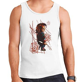Chucky Ade Due Damballa Heren's Vest
