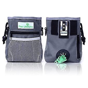 Dog Snack Training Bag-easy To Carry Pet Toys, Snacks, 3 Ways To Wear