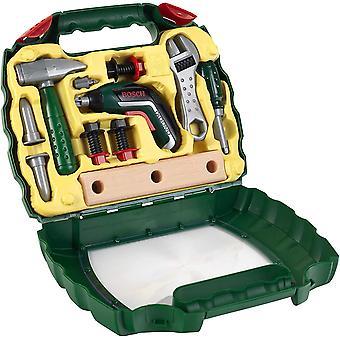 FengChun 8394 Bosch Ixolino Koffer I Mit Hammer, Schraubenschlssel und vielem mehr I