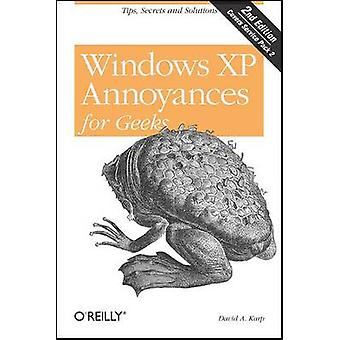 Windows XP Irritationer för nördar av David Karp