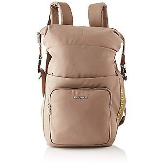 Bogner illa, Women's Trendy Backpack, Mud, 21/32x35x12