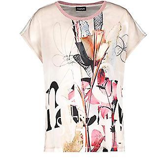 Taifun T-Shirt 1/2 Arm, White Pattern, 42 Woman(2)