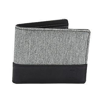 Djur hänsynslös polyester plånbok i grått