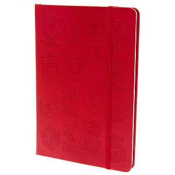 Liverpool FC Crest A5 Notebook