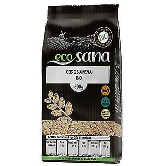 Ecosana Organic Whole Grain Oat Flakes