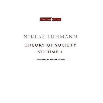 Theory of Society Deel 1