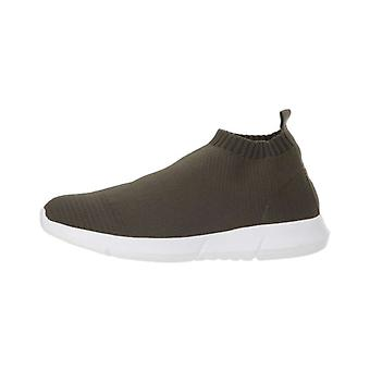Steven by Steve Madden Womens Fabs Hight Top Slip On Fashion Sneakers