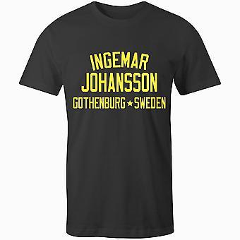 Ingemar johansson bokslegende t-shirt