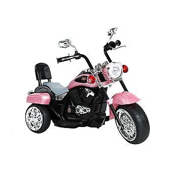 Τρίκυκλο παιδικής μοτοσικλέτας ηλεκτρικά ελεγχόμενο – Ανοιχτό Ροζ