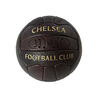 Chelsea Retro Arv Läder Boll Storlek 5