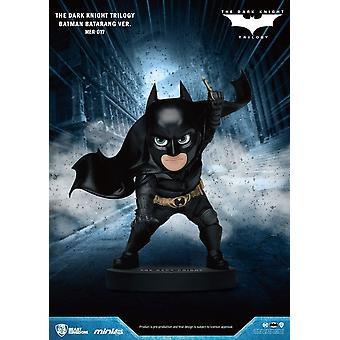 Dark Knight Trilogy Mini Muna Hyökkäyshahmo Batman Batarang Ver. 8 cm