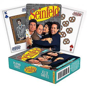 סיינפלד סמלים משחק קלפים