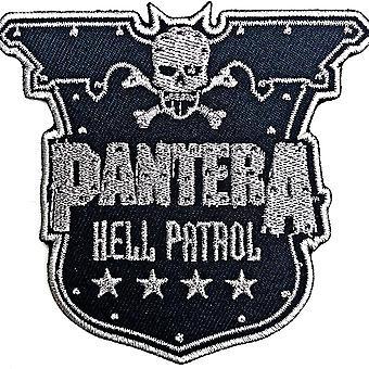 Pantera - Hell Petrol Standard Patch