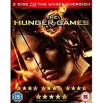 Hunger Games Blu-ray