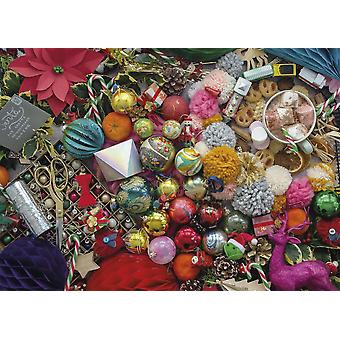 Gibsons Taste of Christmas Jigsaw Puzzle (1000 Pieces)