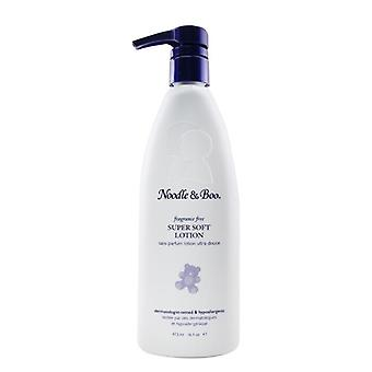 Noodle & Boo Super Soft Lotion - Fragrance Free - For Face & Body  (Dermatologist-Tested & Hypoallergenic) 473ml/16oz