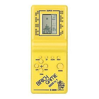 المحمولة الألعاب الإلكترونية الكلاسيكية المحمولة الطوب تتريس لعبة مع الموسيقى